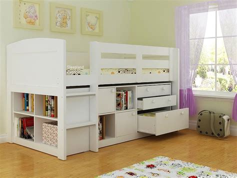 Make Your Kids Room Perfect Build Your Dream Childrens Beds With Storage