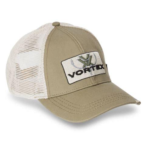 vortex optics green elk logo cap