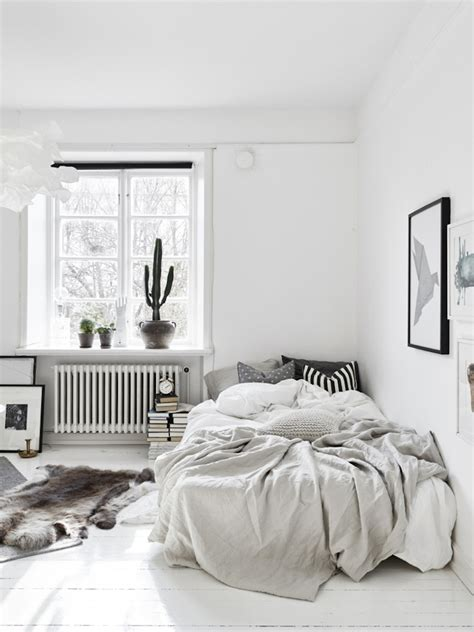 scandinavian style small apartment  stockholm