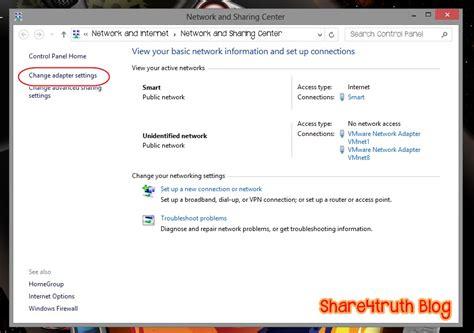cara membuat xp menjadi online cara membuat pc menjadi hotspot di windows 8 share4truth