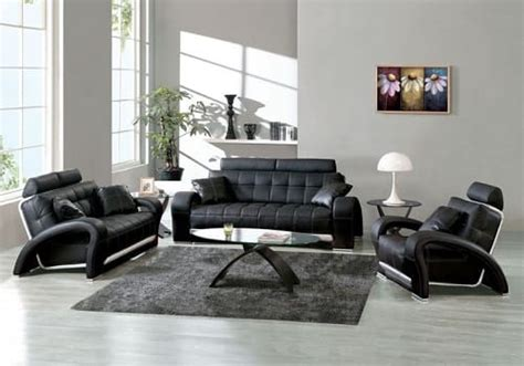 Top 5 Wonderful Modern Faux Leather Living Room Sets On Amazon Genuine Leather Living Room Sets