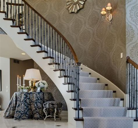 motif wallpaper  dinding tangga nirwana deco jogja