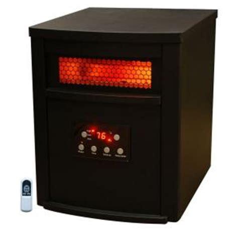 radiant heat ls for bathrooms lifesmart life zone series 1500 watt 6 element quartz