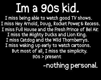 9 Things I Miss From The 90s by Pin By Kissinger On I Miss The 90s