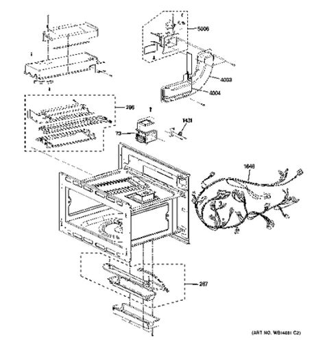 ge profile cooktop replacement parts engine diagram and
