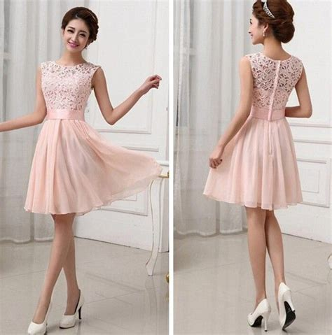 Lace Patchwork Prom Dress best 25 light pink dresses ideas on pink
