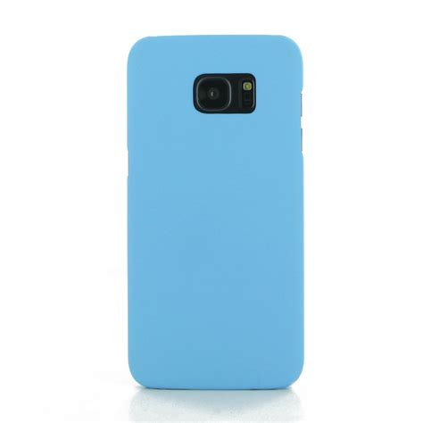 light blue covers samsung galaxy s7 edge rubberized cover light blue