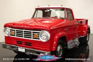 1966 Dodge Truck St Louis Car Museum Sales 1966 Dodge D300 Dually