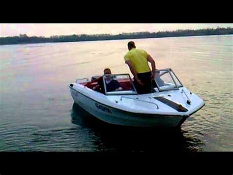 speedboot even apeldoorn bellen varen met speedboot johnson v4 deel 1 doovi
