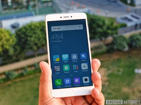 Sulley 4d Xiaomi Redmi 4a xiaomi redmi note 4 review android authority
