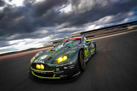 Aston Martin Race Car by Laps Aston Martin Racing V8 Vantage Gte