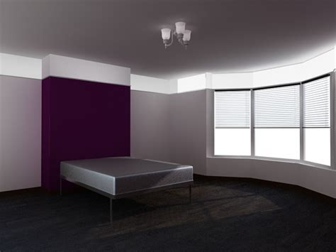 master bedroom grey walls with purple accent wall master bath purple wall with grey wall