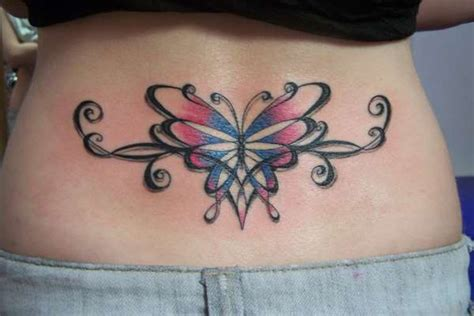 lower back tattoo tribal choosing lower back tattoos for designs