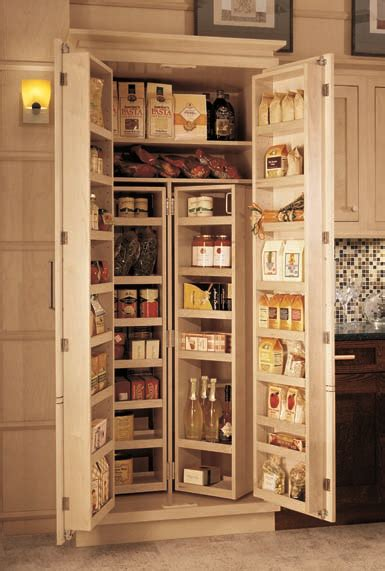 kitchen cabinet pantries kitchen cabinets options for a kitchen pantry you deserve