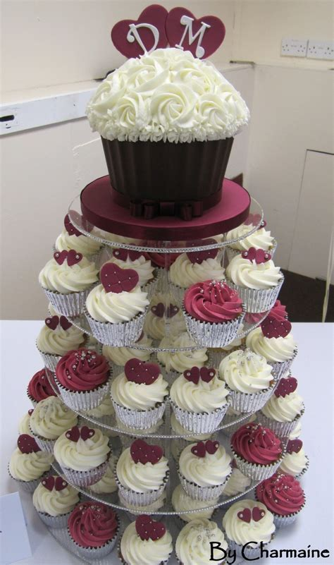 17 Best images about Lissie Wedding Cupcake ideas on