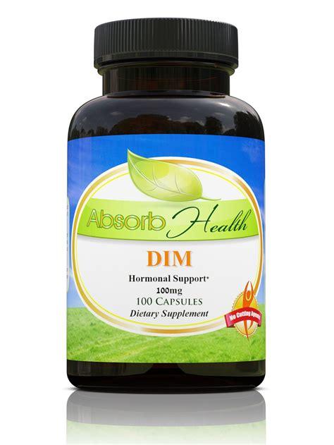 Dim Detox Acne by Absorb Health I3c Indole 3 Carbinol 200mg