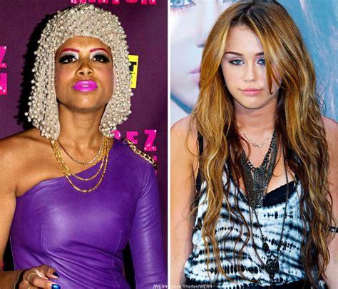 Kelis Gets Flaunt On by Kelis Tells Criticizing Miley Cyrus To Get