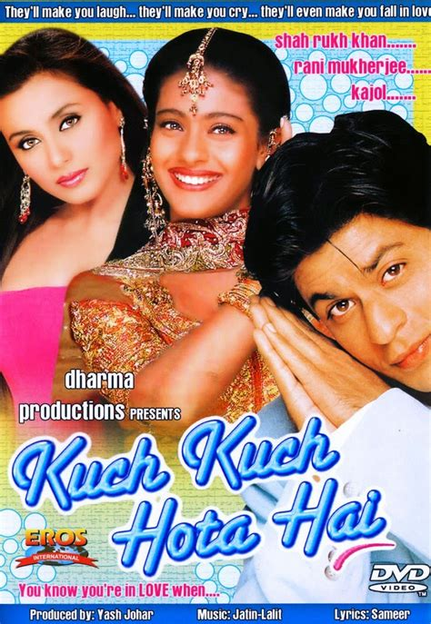 kuch kuch hota hai film of india kuch kuch hota hai karaoke youtube