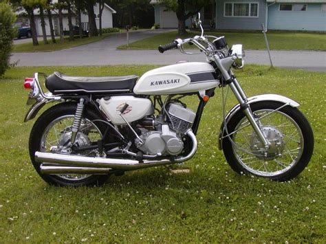 Kawasaki 500 For Sale by 1969 Kawasaki H1 500 Motorcycles For Sale