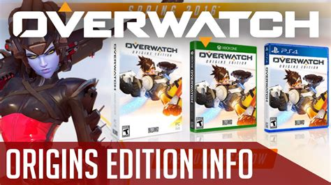 Sale Xbox One Overwatch Collector S Edition overwatch origins xbox one