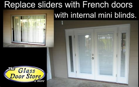 Replace Sliding Glass Door With Doors