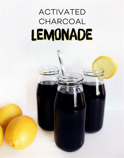 Taking Charcoal For Detoxing by The 25 Best Activated Charcoal Detox Drink Ideas On
