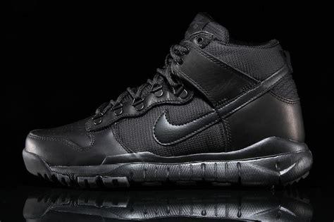 Sepatu Nike Sb Boot Brown 1 nike sb dunk high boot black brown sneaker bar