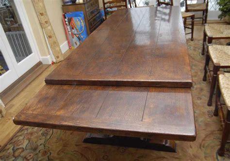 ft english oak farmhouse table farmhouse extender