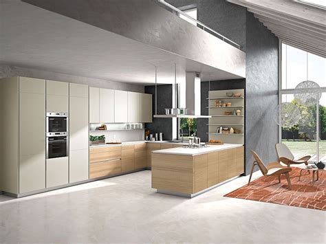 contemporary kitchen contemporary italian kitchen offers functional storage