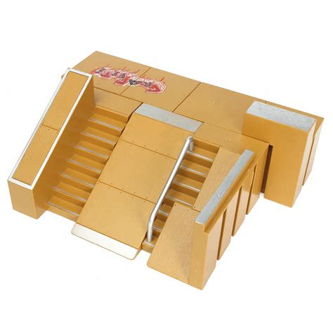 Fingerboard Box 3 skate park r parts for tech deck fingerboard finger board ultimate parks 91c alex nld
