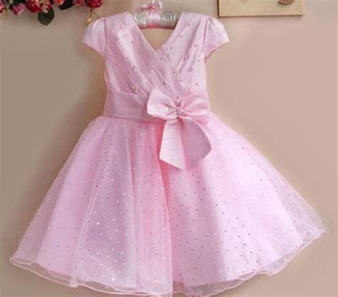 Baju Anak Perempuan Umur 1 Tahun 29 model gaun pesta anak perempuan pilihan orang tua