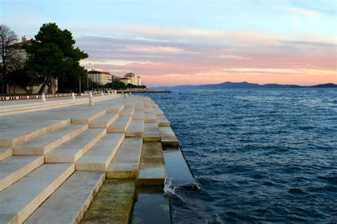 sea organ croatia zadar tourist board city guide attractions sea organ