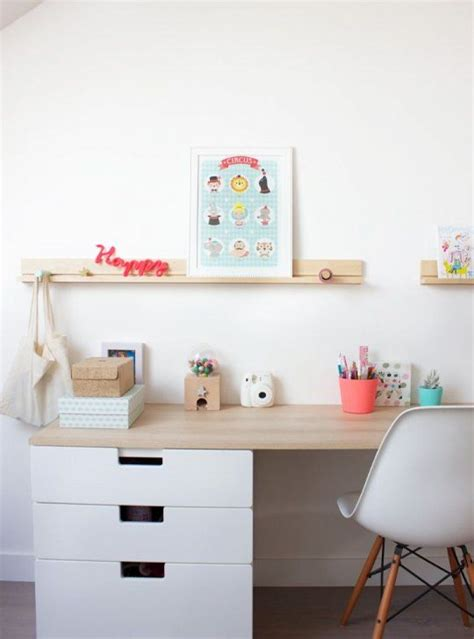 ikea petit bureau bureau pour enfant ikea stuva chambre de tanuki