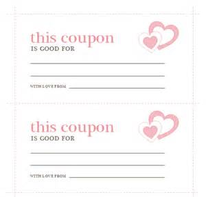 downloadable coupon templates s day coupons template