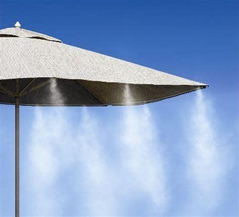 nebulizzatore da terrazzo nebulizzatore acqua per raffrescamento da esterno e giardino