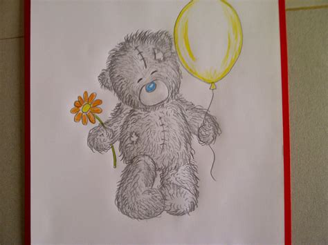 imagenes a lapiz de osos como dibujar un oso de peluche un dibujo para