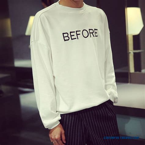 V Neck Lettering Sweatshirt cheap clothing sweatshirts personalized letters