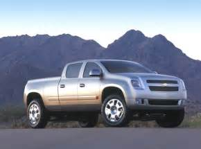 Chevrolet Cheyenne Concept Rumormill All New Chevy Silverado Gmc To Resemble