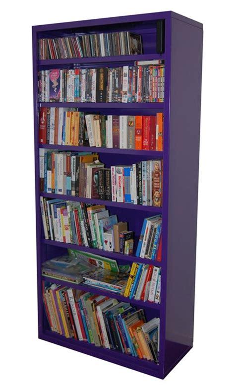steel bookcases brisbane keylar shelving