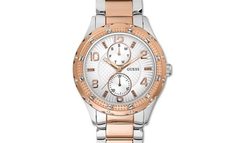Guess W0442l4 guess horloges groupon