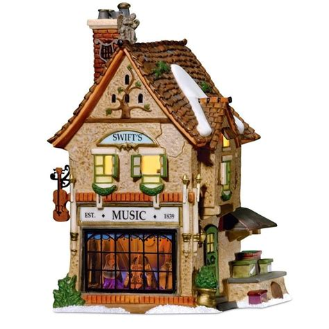 1000 images about christmas village houses on pinterest