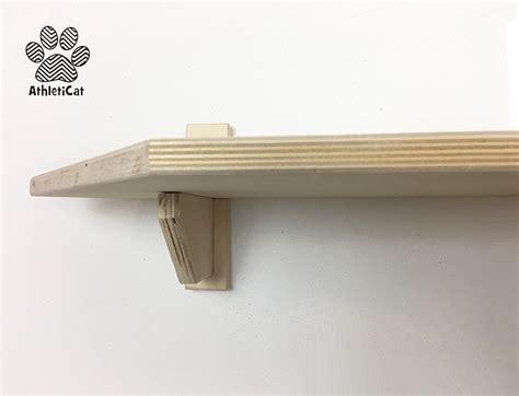 mensola angolare mensola angolare per gatti in legno made in italy