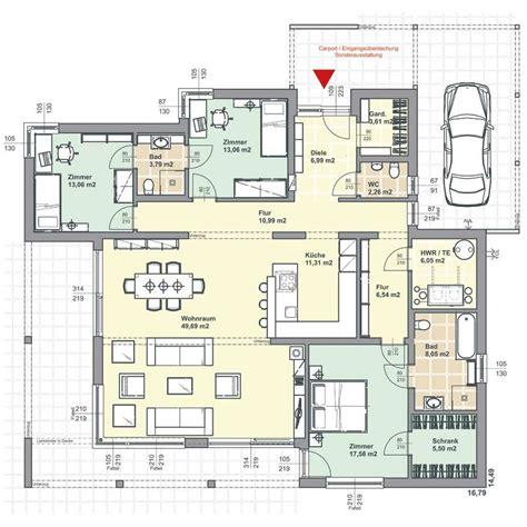 Fertighaus Grundrisse Einfamilienhaus by Grundrisse Ansehen Haus Grundrisse
