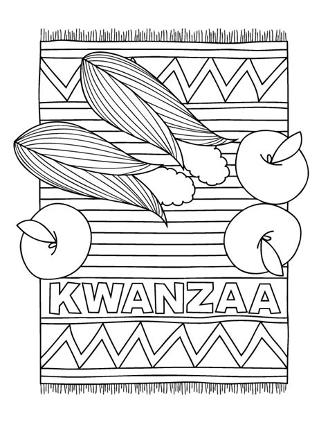 Maxi Kinara santaland brownies white elephants and kwanzaa crafts