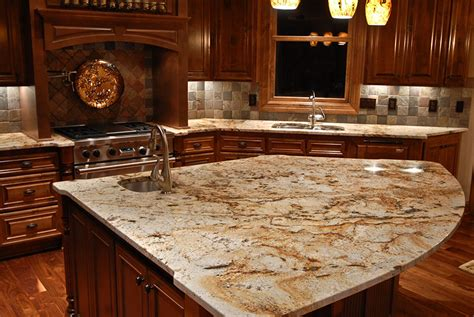 Best Backsplashes For Kitchens by Choosing The Right Type Of Granite Countertops For Your