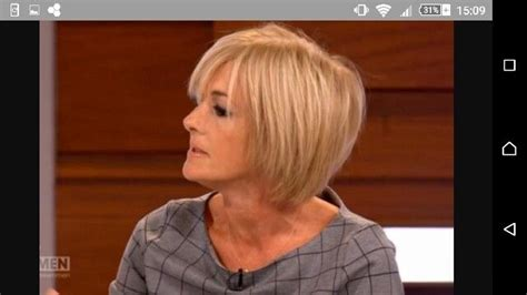 Who Cuts Jane Moores Hair | jane moore love the shape and colour style new hair