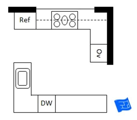 Houseplanshelper by L Shaped Kitchen
