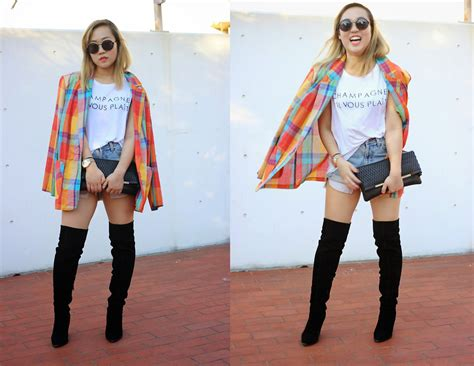 shorts with thigh high boots bsrjc boots