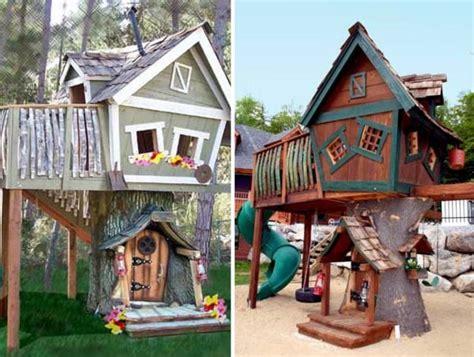 Cabane Arbre Enfant by Une Cabane Dans Les Arbres Pour Votre Enfant Maison