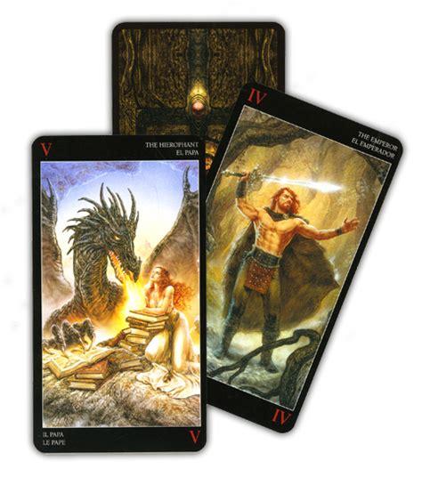 royo dark tarot 78 dark tarot carte dei tarocchi di luis royo